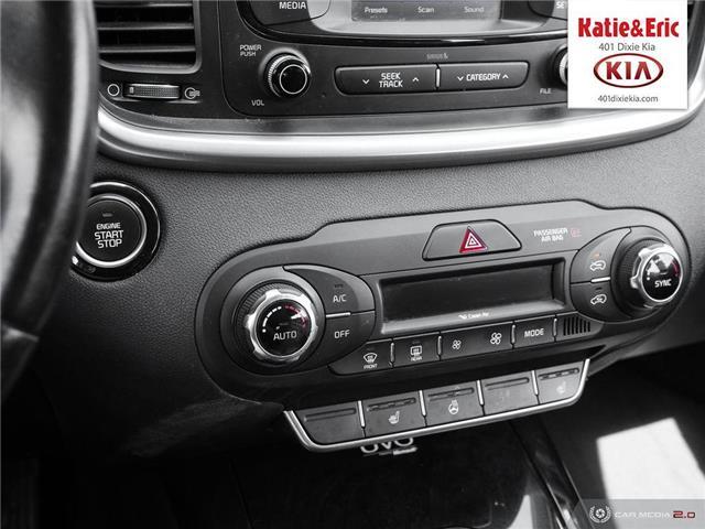 2016 Kia Sorento 2.0L EX (Stk: K3065) in Mississauga - Image 20 of 28