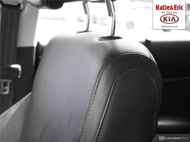 2016 Kia Sorento 2.0L EX (Stk: K3065) in Mississauga - Image 23 of 28
