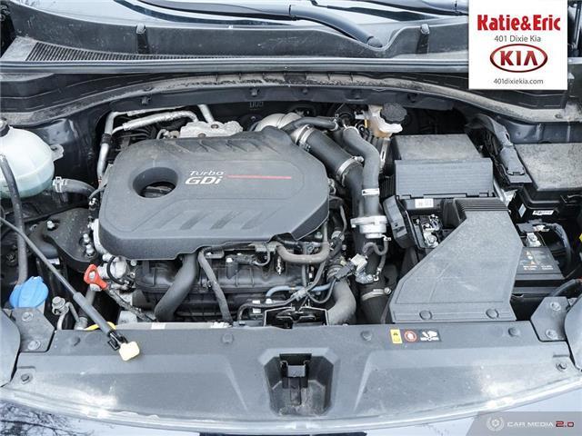 2018 Kia Sportage SX Turbo (Stk: ST18029) in Mississauga - Image 9 of 28