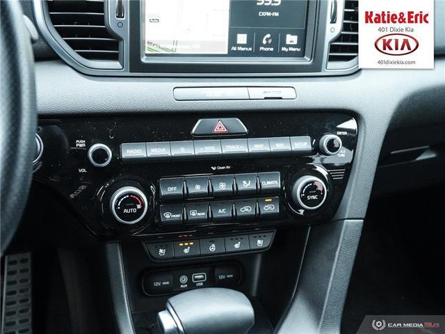 2018 Kia Sportage SX Turbo (Stk: ST18029) in Mississauga - Image 21 of 28