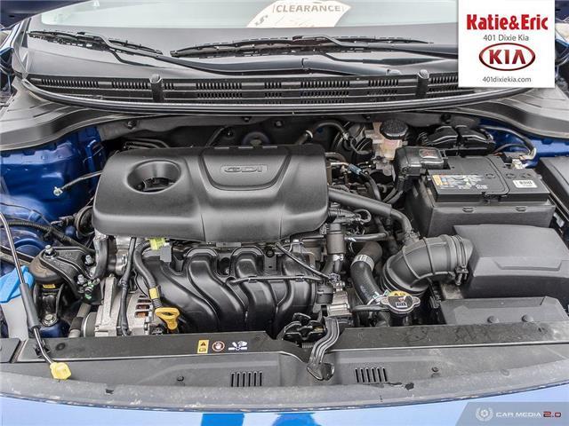 2018 Kia Rio5 EX Tech Navi (Stk: RO18020) in Mississauga - Image 9 of 28