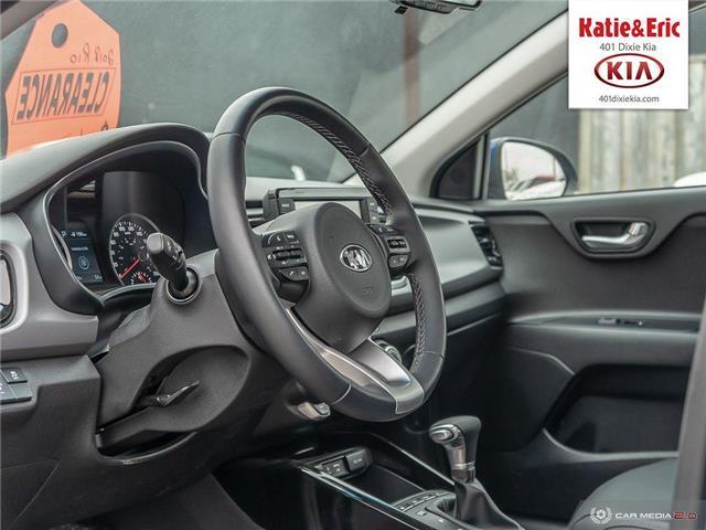 2018 Kia Rio5 EX Tech Navi (Stk: RO18020) in Mississauga - Image 14 of 28