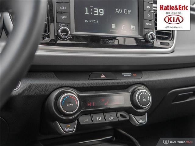 2018 Kia Rio5 EX Tech Navi (Stk: RO18020) in Mississauga - Image 21 of 28
