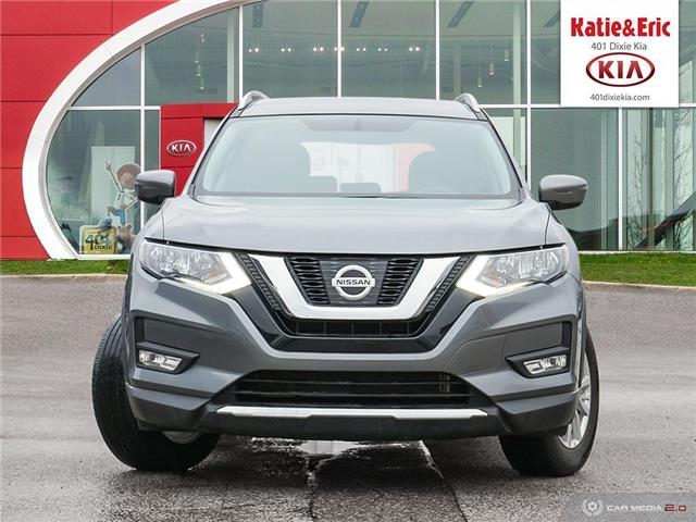 2017 Nissan Rogue S (Stk: K2995) in Mississauga - Image 3 of 28