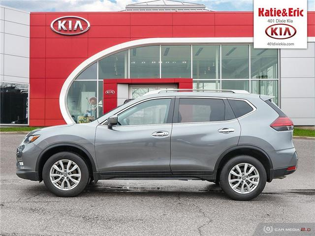 2017 Nissan Rogue S (Stk: K2995) in Mississauga - Image 4 of 28