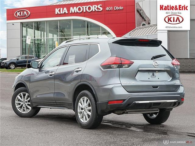 2017 Nissan Rogue S (Stk: K2995) in Mississauga - Image 5 of 28