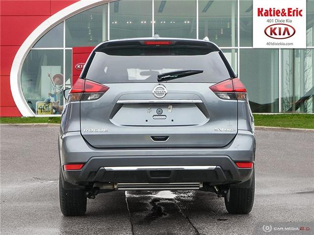2017 Nissan Rogue S (Stk: K2995) in Mississauga - Image 6 of 28