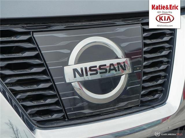 2017 Nissan Rogue S (Stk: K2995) in Mississauga - Image 10 of 28