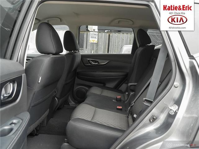 2017 Nissan Rogue S (Stk: K2995) in Mississauga - Image 25 of 28