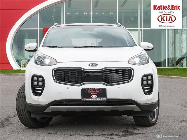 2018 Kia Sportage SX Turbo (Stk: ST18081) in Mississauga - Image 3 of 28