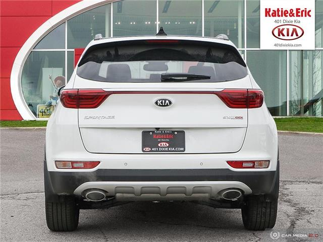 2018 Kia Sportage SX Turbo (Stk: ST18081) in Mississauga - Image 6 of 28