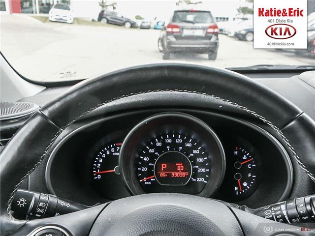 2017 Kia Soul  (Stk: SL20000A) in Mississauga - Image 16 of 28