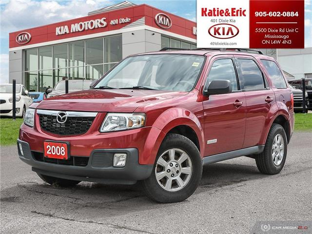 2008 Mazda Tribute GX V6 (Stk: ST20041A) in Mississauga - Image 1 of 28