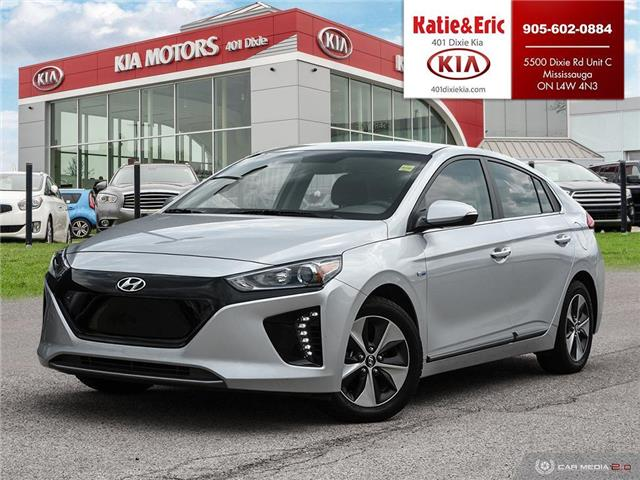 2019 Hyundai Ioniq EV Preferred (Stk: K3092) in Mississauga - Image 1 of 28