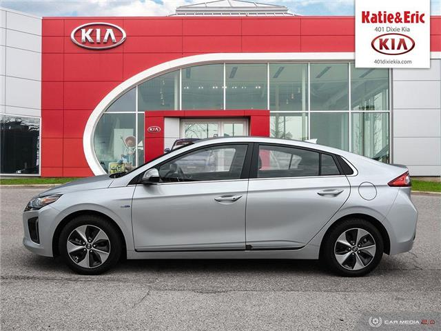 2019 Hyundai Ioniq EV Preferred (Stk: K3092) in Mississauga - Image 4 of 28