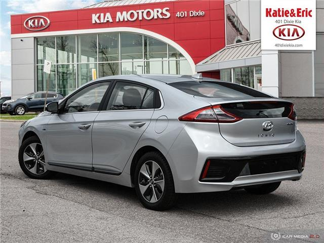 2019 Hyundai Ioniq EV Preferred (Stk: K3092) in Mississauga - Image 5 of 28