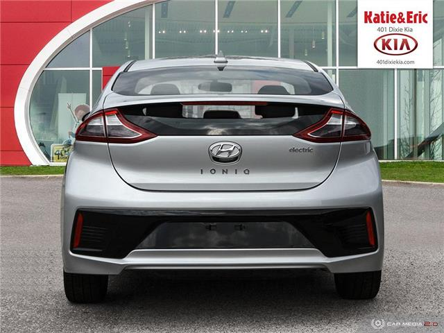 2019 Hyundai Ioniq EV Preferred (Stk: K3092) in Mississauga - Image 6 of 28