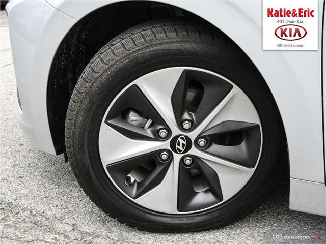 2019 Hyundai Ioniq EV Preferred (Stk: K3092) in Mississauga - Image 7 of 28