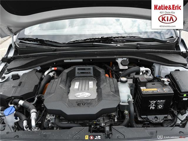2019 Hyundai Ioniq EV Preferred (Stk: K3092) in Mississauga - Image 9 of 28