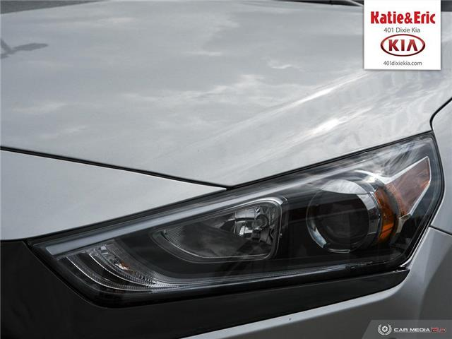 2019 Hyundai Ioniq EV Preferred (Stk: K3092) in Mississauga - Image 11 of 28