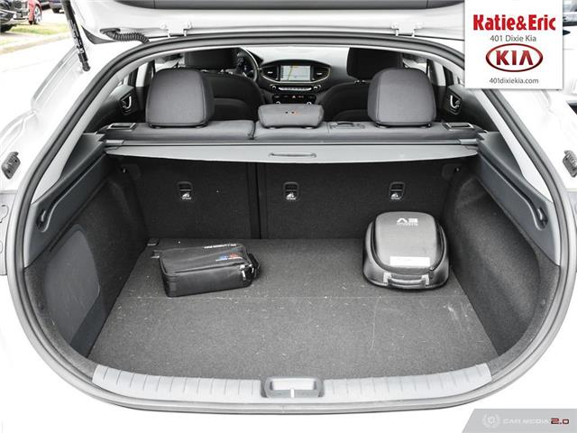 2019 Hyundai Ioniq EV Preferred (Stk: K3092) in Mississauga - Image 12 of 28