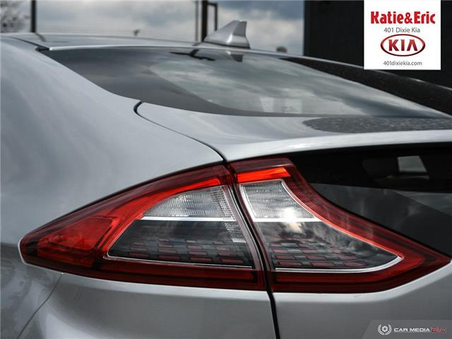 2019 Hyundai Ioniq EV Preferred (Stk: K3092) in Mississauga - Image 13 of 28