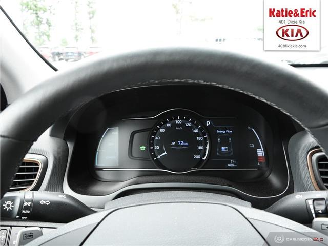 2019 Hyundai Ioniq EV Preferred (Stk: K3092) in Mississauga - Image 16 of 28