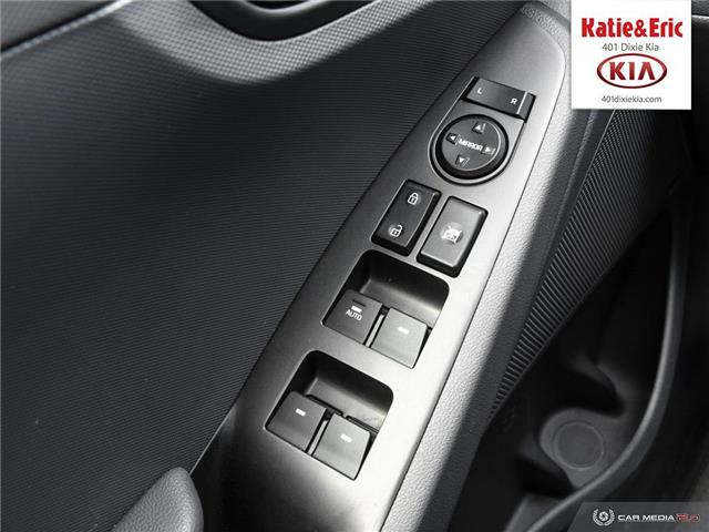 2019 Hyundai Ioniq EV Preferred (Stk: K3092) in Mississauga - Image 18 of 28
