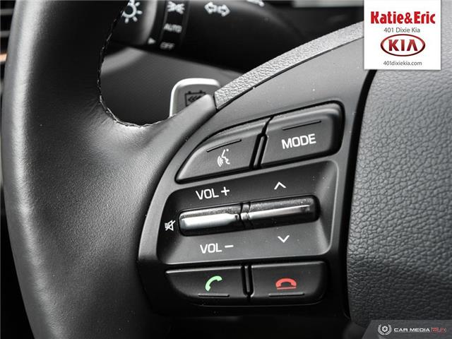2019 Hyundai Ioniq EV Preferred (Stk: K3092) in Mississauga - Image 19 of 28