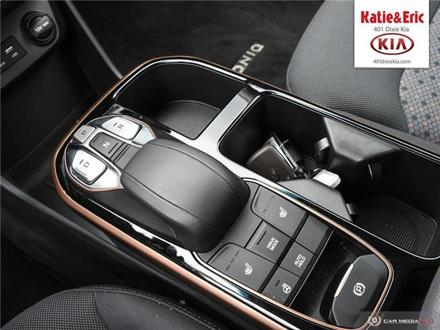 2019 Hyundai Ioniq EV Preferred (Stk: K3092) in Mississauga - Image 20 of 28