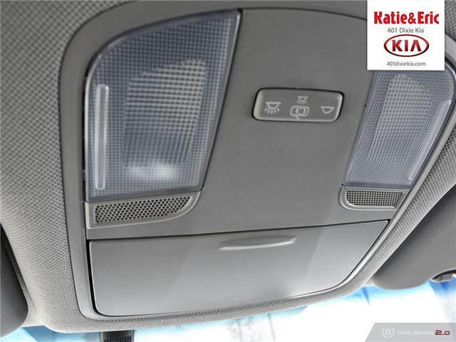 2019 Hyundai Ioniq EV Preferred (Stk: K3092) in Mississauga - Image 23 of 28