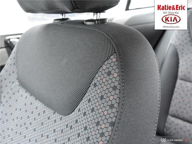 2019 Hyundai Ioniq EV Preferred (Stk: K3092) in Mississauga - Image 24 of 28