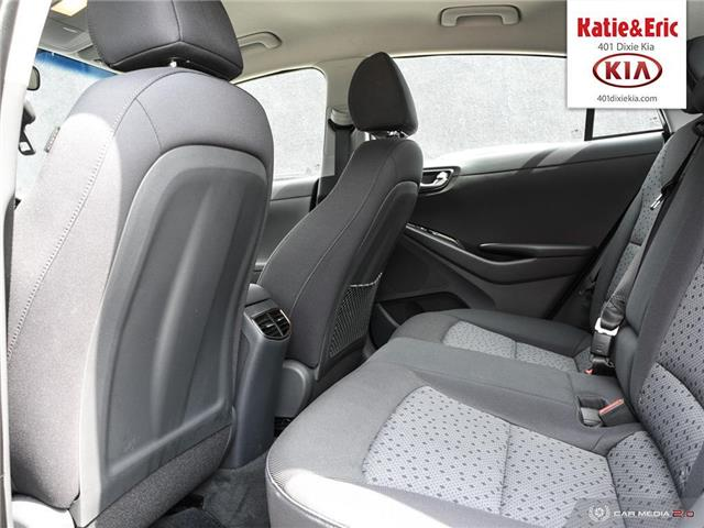 2019 Hyundai Ioniq EV Preferred (Stk: K3092) in Mississauga - Image 25 of 28