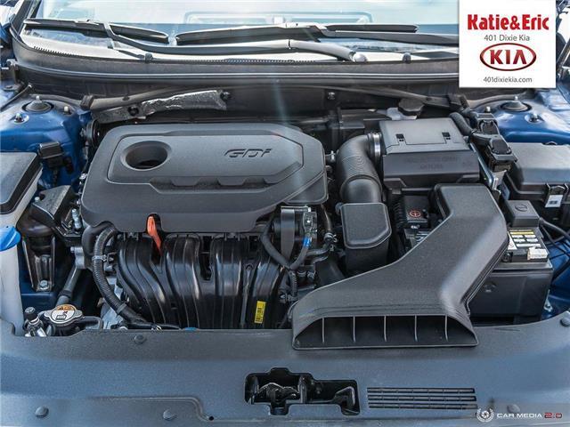 2018 Hyundai Sonata GL (Stk: J3669) in Mississauga - Image 9 of 27