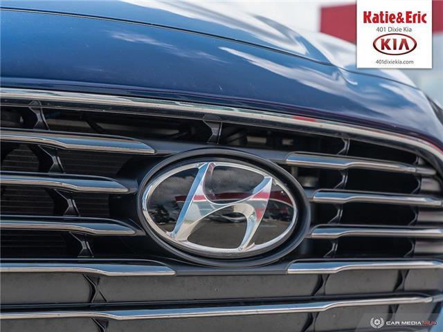 2018 Hyundai Sonata GL (Stk: J3669) in Mississauga - Image 10 of 27