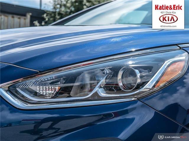 2018 Hyundai Sonata GL (Stk: J3669) in Mississauga - Image 11 of 27