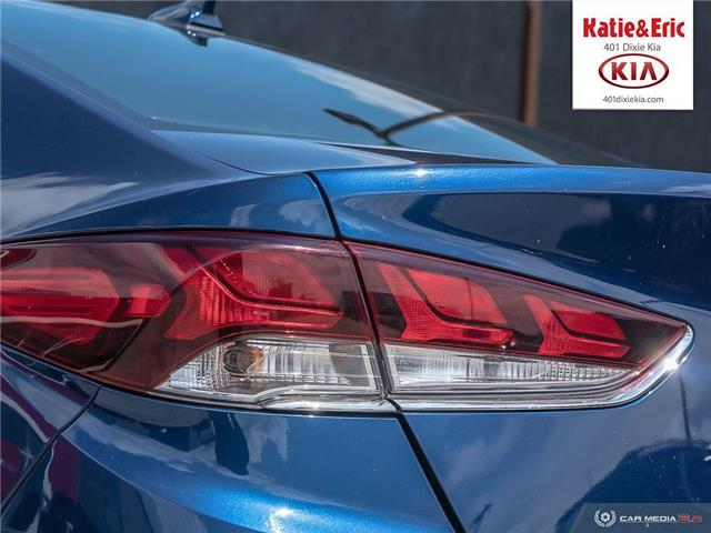 2018 Hyundai Sonata GL (Stk: J3669) in Mississauga - Image 12 of 27