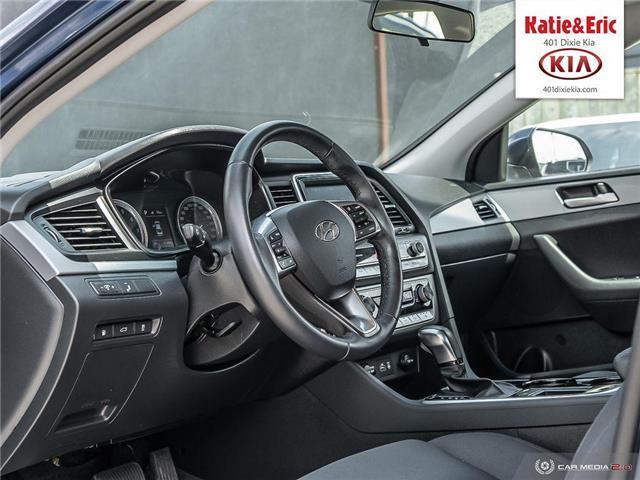 2018 Hyundai Sonata GL (Stk: J3669) in Mississauga - Image 13 of 27