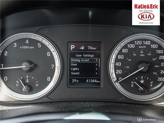 2018 Hyundai Sonata GL (Stk: J3669) in Mississauga - Image 15 of 27