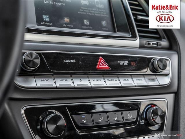 2018 Hyundai Sonata GL (Stk: J3669) in Mississauga - Image 20 of 27