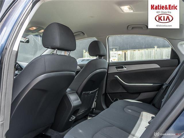 2018 Hyundai Sonata GL (Stk: J3669) in Mississauga - Image 24 of 27