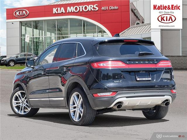 2017 Lincoln MKC Reserve (Stk: NR19003A) in Mississauga - Image 5 of 30