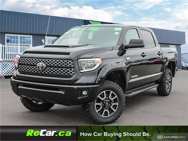 2018 Toyota Tundra  (Stk: 190945A) in Saint John - Image 1 of 22