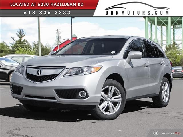 2013 Acura RDX  (Stk: 5612T) in Stittsville - Image 1 of 27