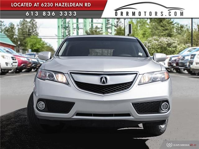 2013 Acura RDX Base (Stk: 5612T) in Stittsville - Image 2 of 27