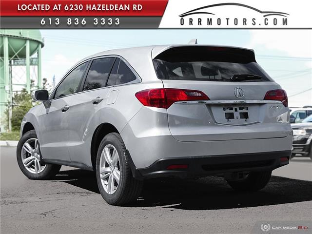 2013 Acura RDX Base (Stk: 5612T) in Stittsville - Image 4 of 27
