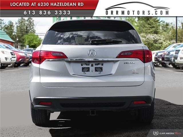 2013 Acura RDX Base (Stk: 5612T) in Stittsville - Image 5 of 27
