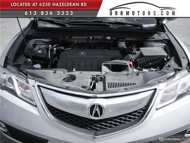 2013 Acura RDX Base (Stk: 5612T) in Stittsville - Image 7 of 27