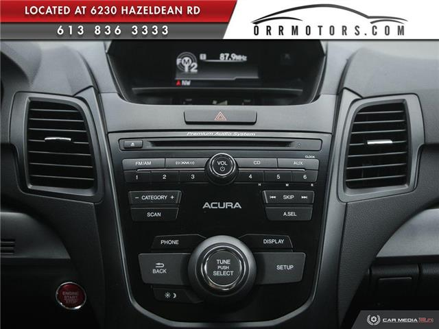 2013 Acura RDX Base (Stk: 5612T) in Stittsville - Image 20 of 27