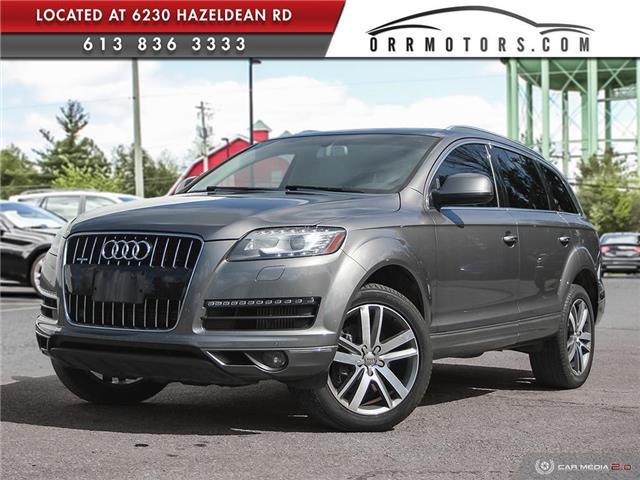 2012 Audi Q7 3.0 TDI Premium Plus (Stk: 5853) in Stittsville - Image 1 of 27